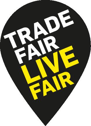 Trade Fair Live Fair logo