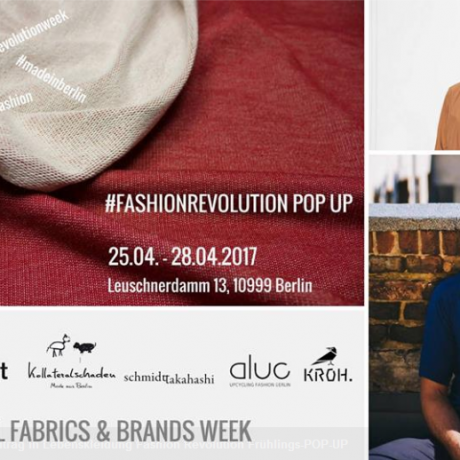 Upcoming Events – Fashion Revolution