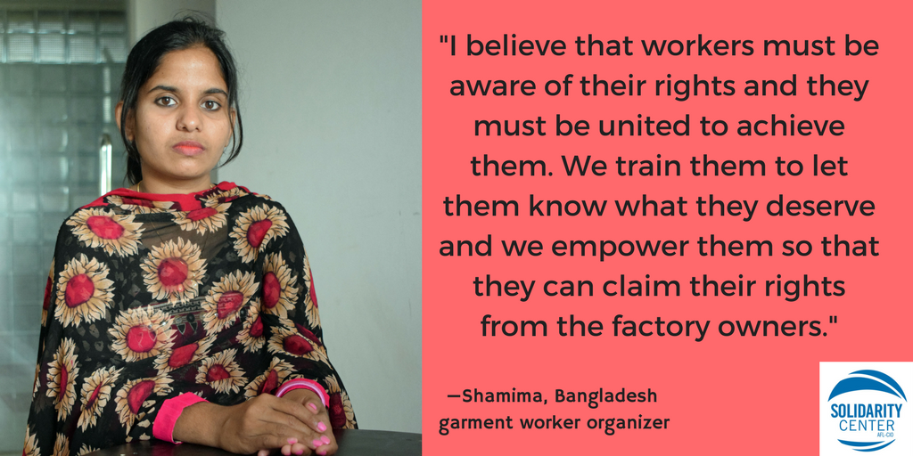 45591ce7c2963 ... with Bangladesh Garment and Industrial Workers  Federation (BGIWF)