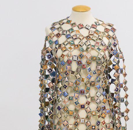 ¿Se puede hacer moda con cápsulas de café recicladas?