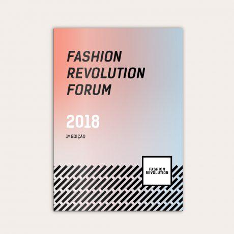 Fórum Fashion Revolution 2018
