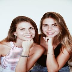 Diane and Lena Lautenberg