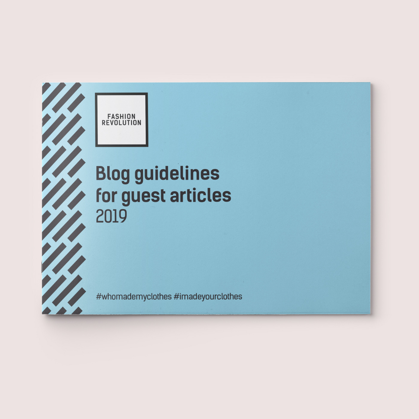 Blog guidelines for guest articles.