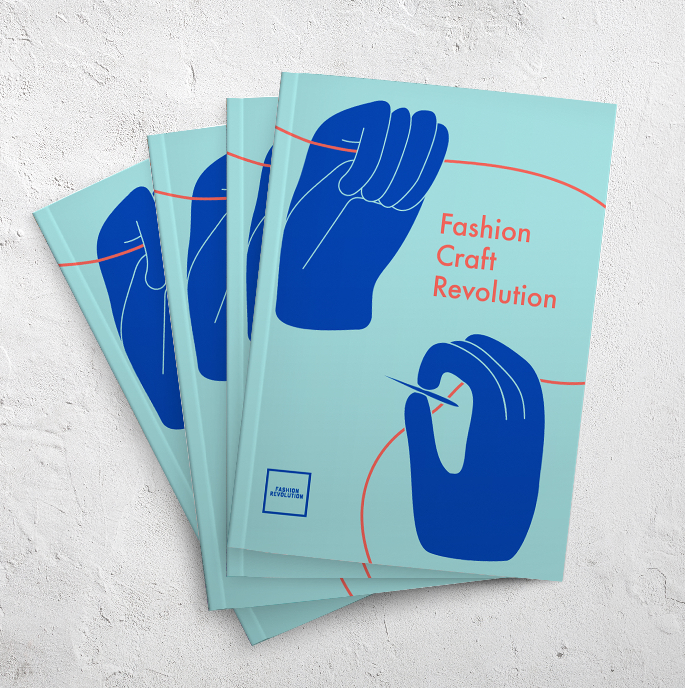 Read our latest fanzine - #004: FASHION CRAFT REVOLUTION