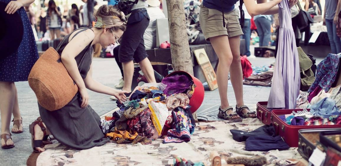 Suitcase Rummage in Brisbane City