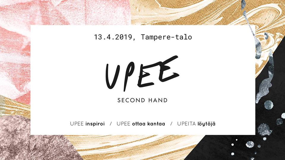 UPEE second hand / Tampere