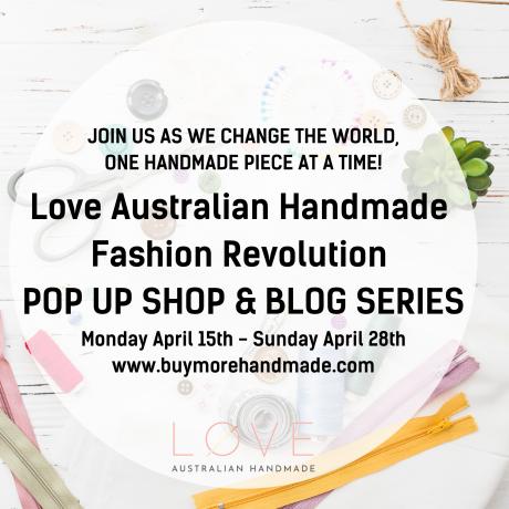 99915ee8203 Love Australian Handmade Online Pop-Up Shop and Blog Series