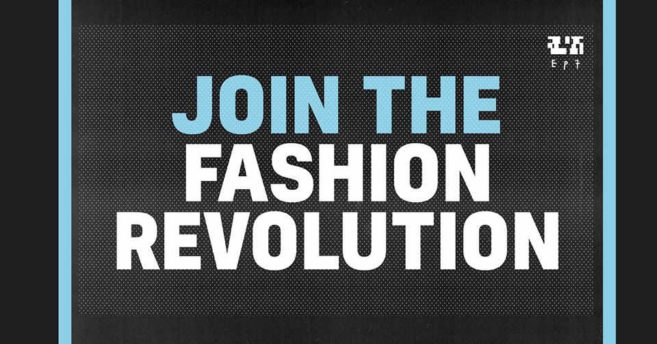 Fashion revolution X EP7 : festival de la mode engagée ! – Paris