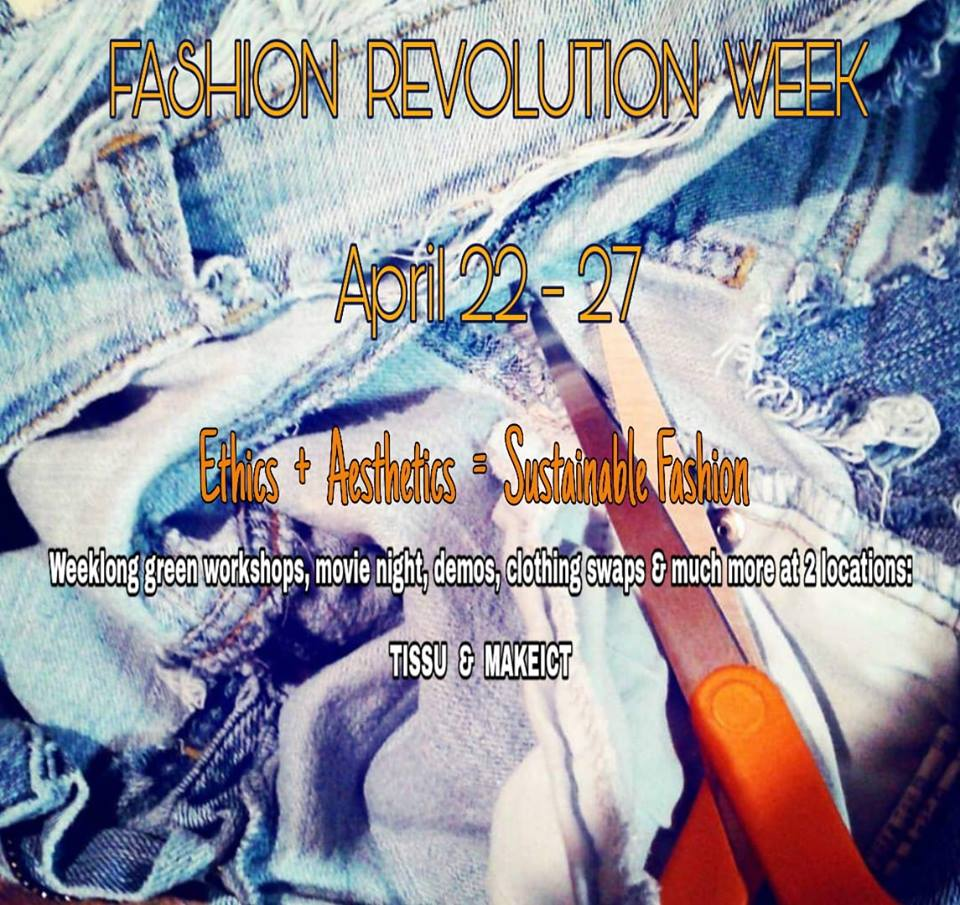 Wichita, KS Fashion Revolution Week // April 21-27