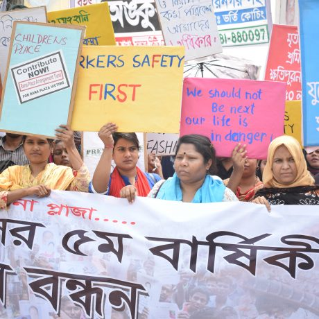 Women Garment Workers in Bangladesh Face Gender-Based Retaliation