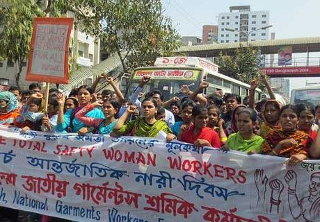 Women Garment Workers in Bangladesh Face Gender-Based Retaliation