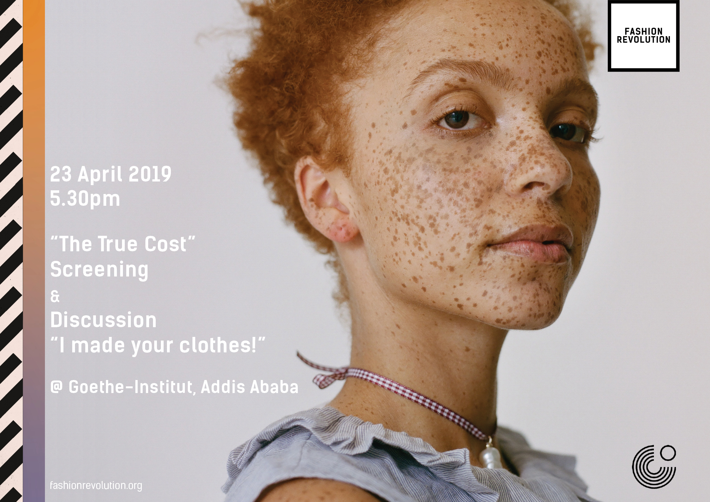 """The True Cost"" Screening & Discussion Round ""I made your clothes"""