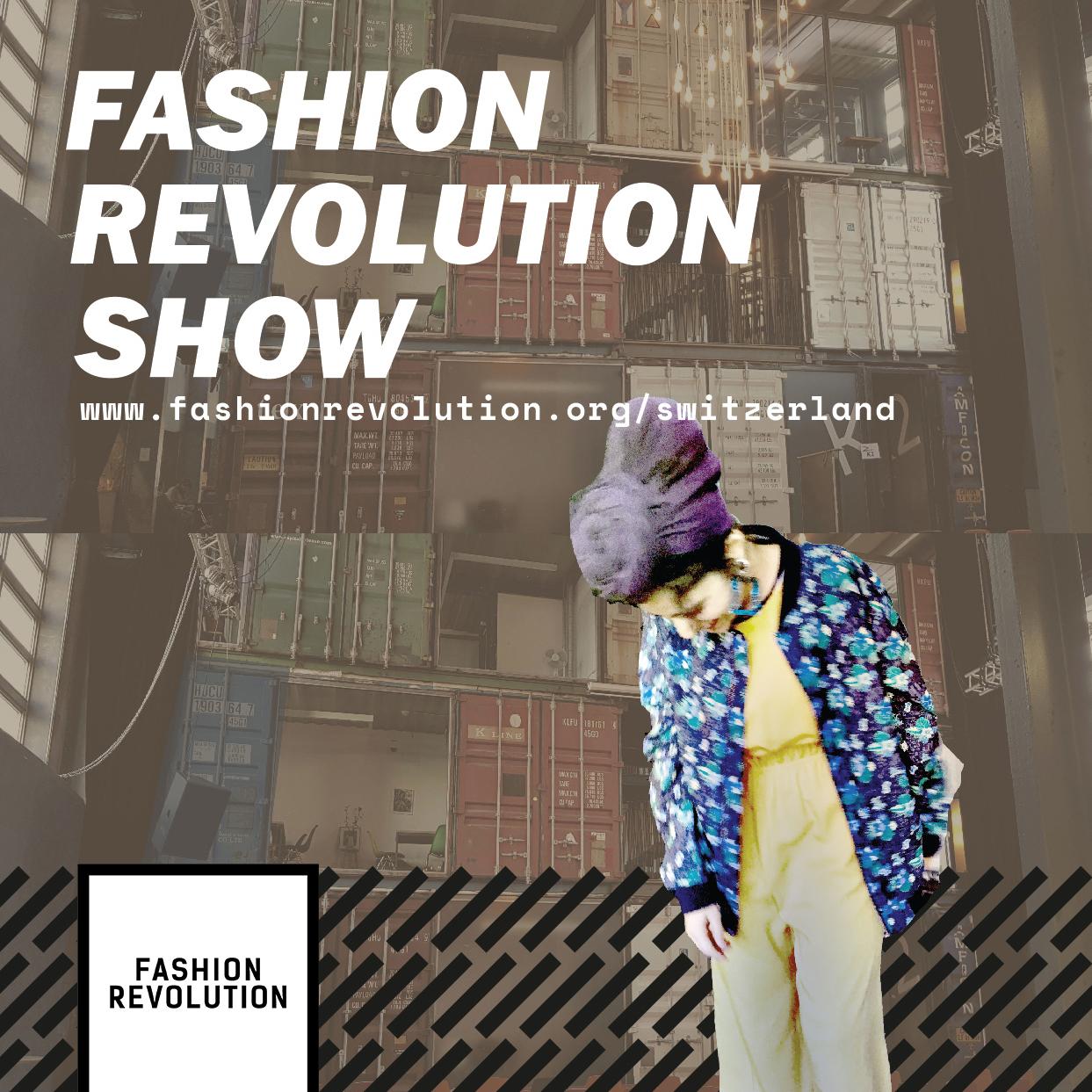 Zürich Fashion Revolution Show