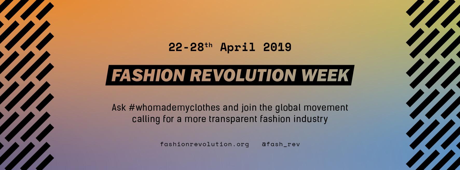 Týždeň Módnej Recyklácie / Fashion Revolution Week Poprad