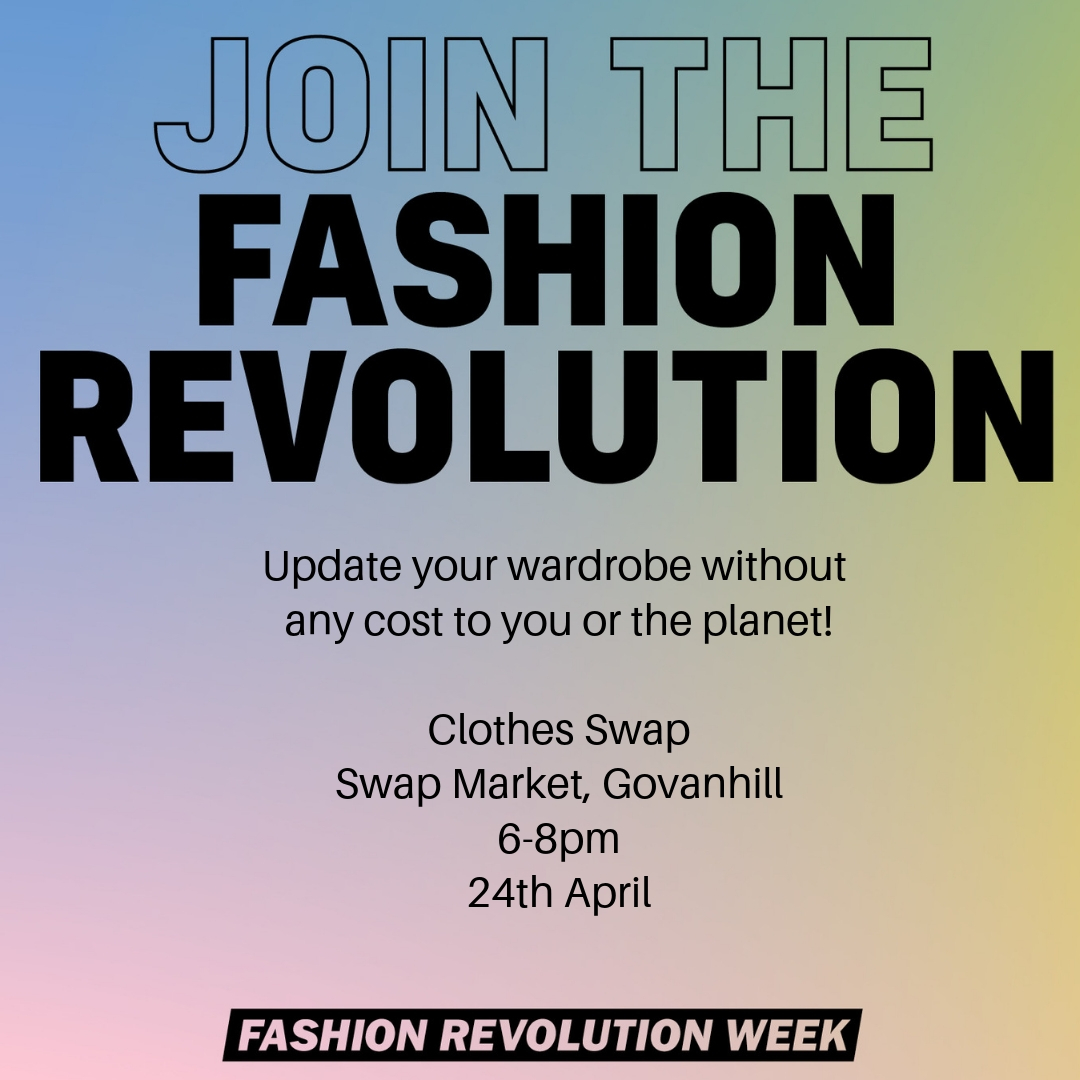 Fashion Revolution Clothes Swap