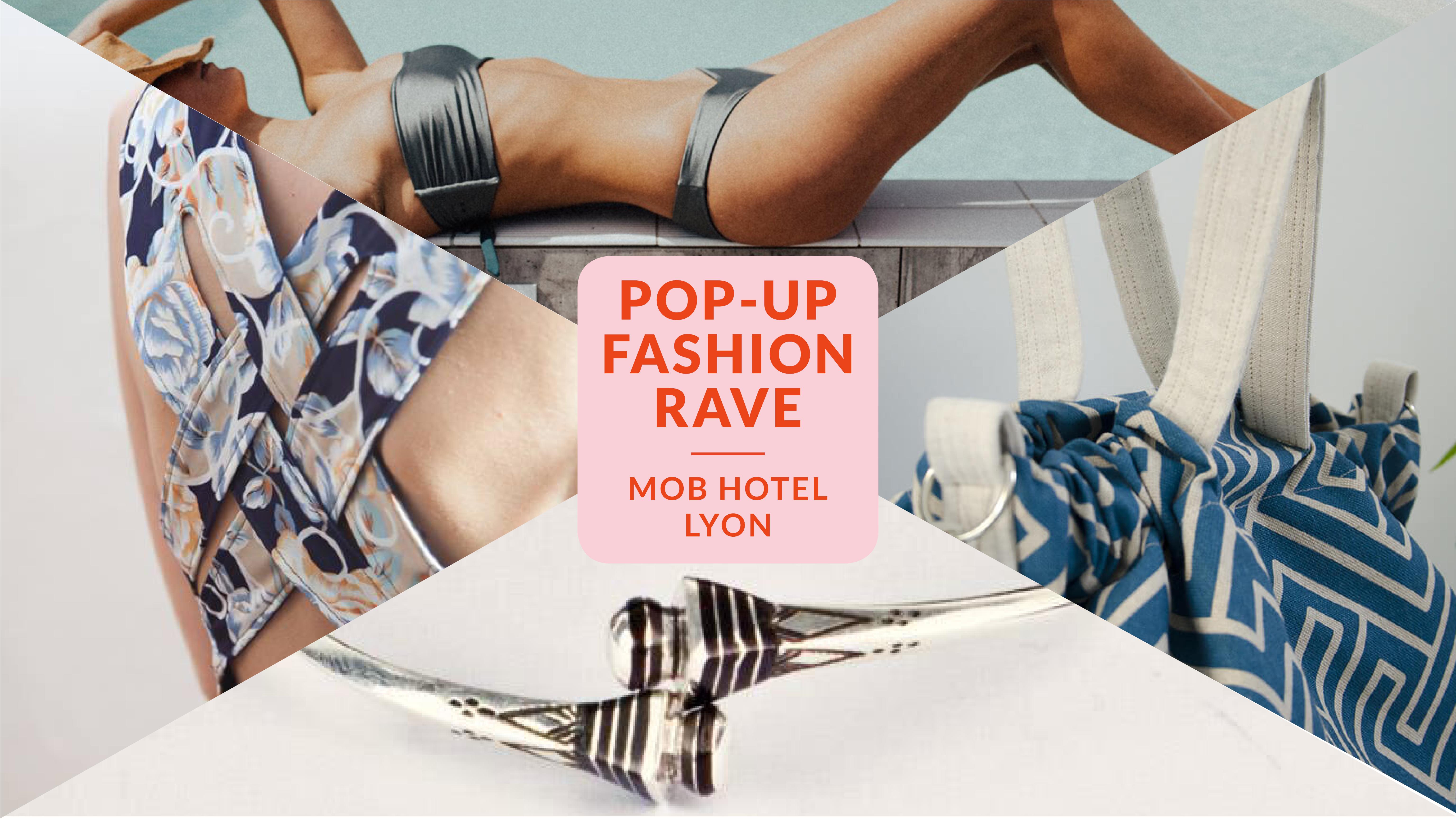 Pop-Up store Fashion Revolution Lyon