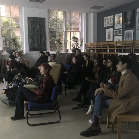 Helenn Kirkum keyring workshop