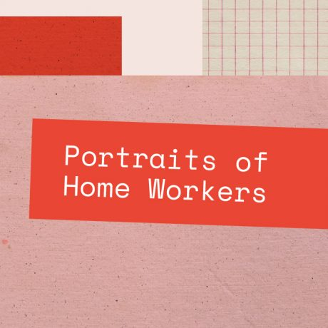Zine 4 Bonus Content: Portraits of Homeworkers