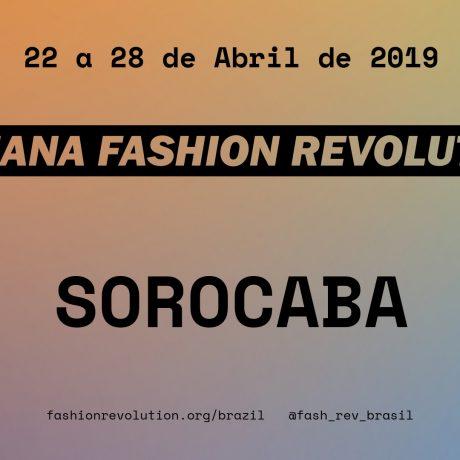 89555fc1756 Semana Fashion Revolution Sorocaba Free