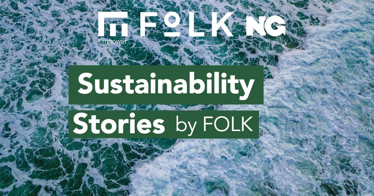 Sustainability Stories by FOLK: Snøhetta x Nordic Ocean Watch