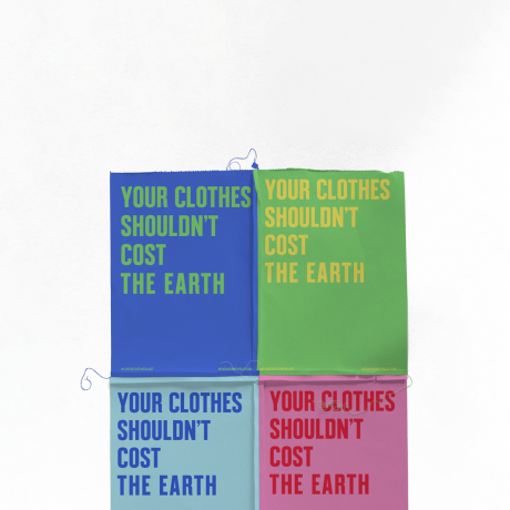 This Earth Day 2019, Fashion Revolution signs the Fashion Industry Charter for Climate Action and declares a Climate Emergency