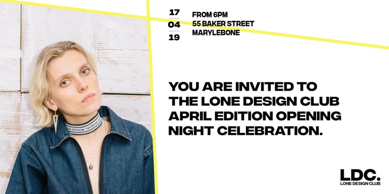 The Flavour of Fashion – Opening Night Celebration, Hosted by Lone Design Club