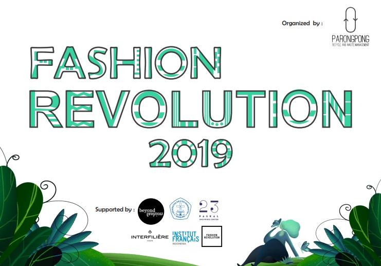 Fashion Revolution Day 2019