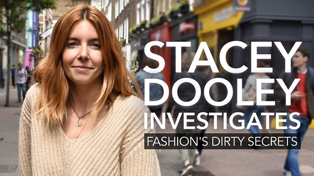 Stacey Dooley: Fashion's Dirty Secrets Screening & Panel Discussion
