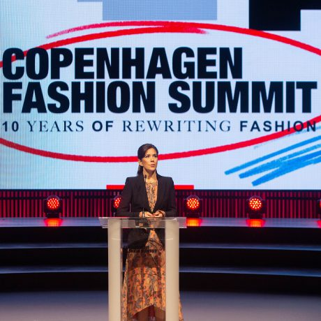 A view from the Copenhagen Fashion Summit 2019