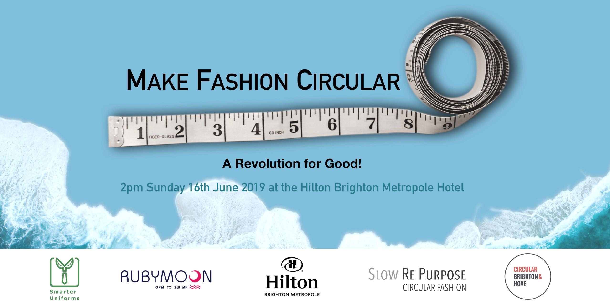 Make Fashion Circular – Summer Edition
