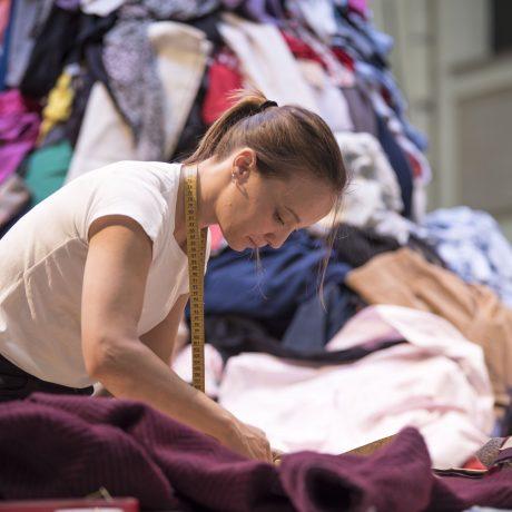 Maratón de reciclaje textil, por una moda sostenible y solidaria