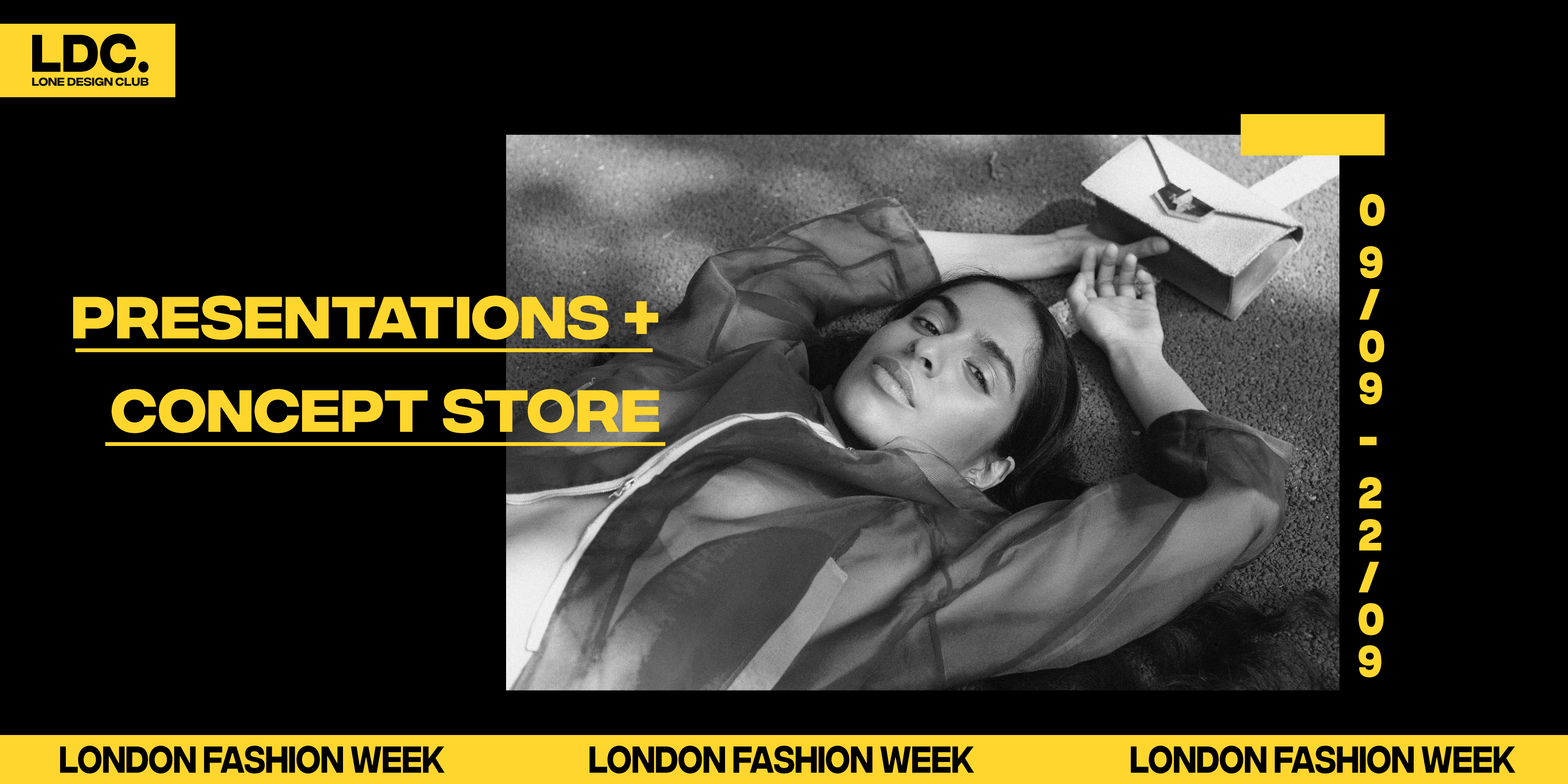 LONDON FASHION WEEK: Lone Design Club presents Presentations + Concept Store