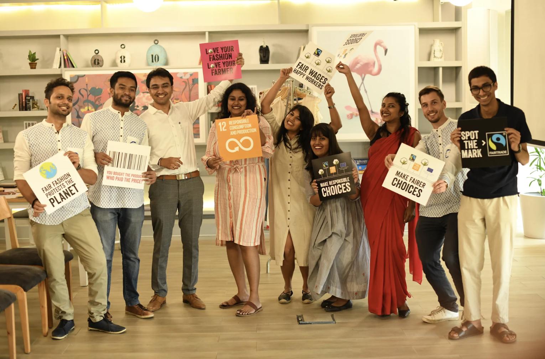 Fashion Revolution Week: Global Shapers make their mark
