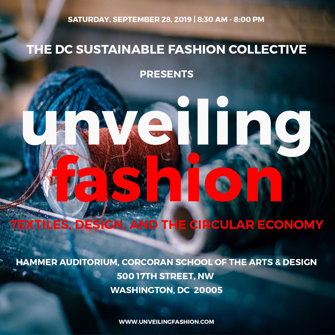 Unveiling Fashion: Textiles, Design, and the Circular Economy