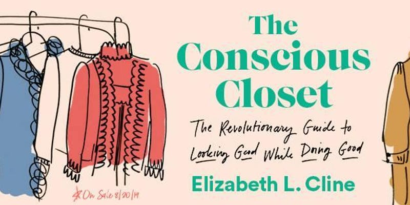 Book signing and a conversation with Elizabeth Cline